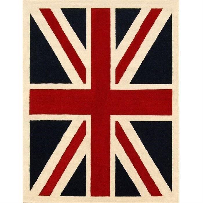 Tapis Union-Jack Vintage 80 x 150 cm pour 15€