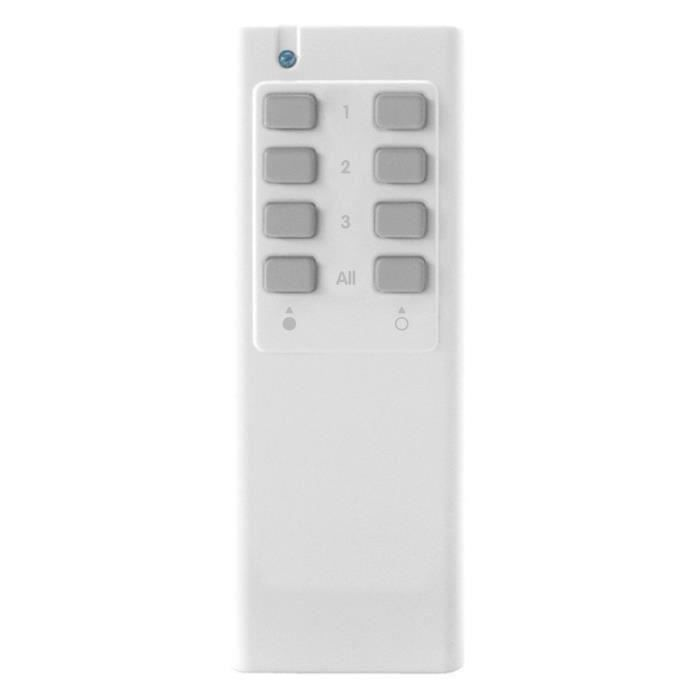 AVIDSEN Télécommande 12 canaux éclairage et volets pour 18€