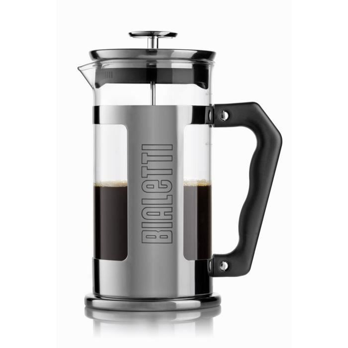 Cafetiere a Piston NEW FRENCH PRESS 1L pour 19€