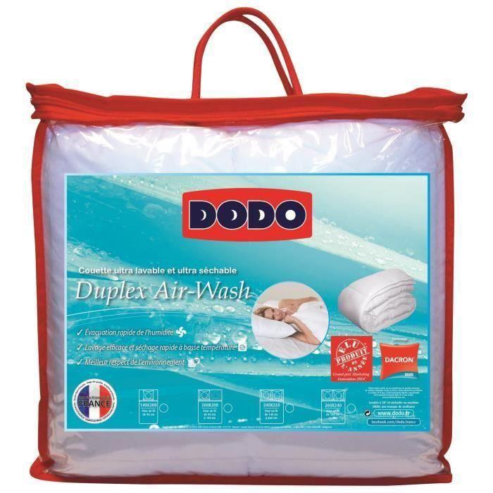 Couette DODO DUPLEX 220x240cm pour 71€