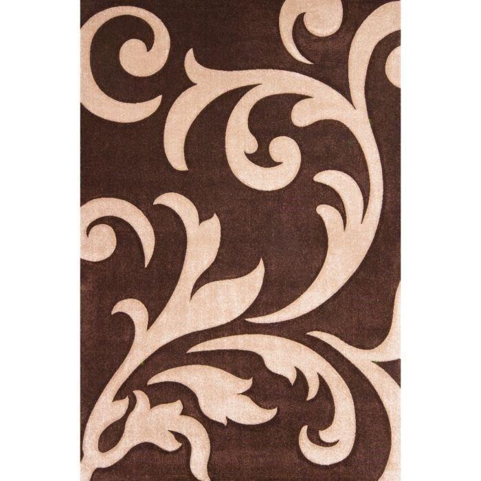Tapis moderne-VERSO-160*230cm-100% polypropylene pour 75€