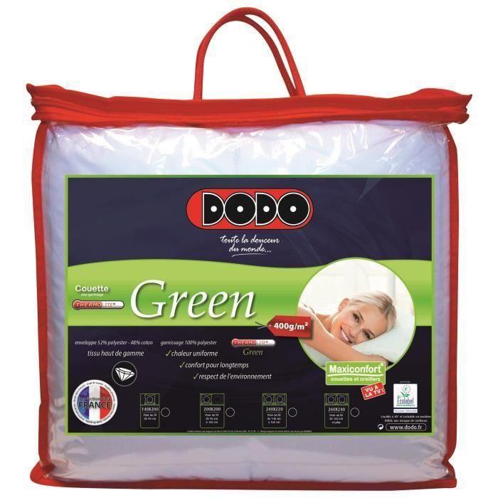 Couette Thermolite Green Premium Eco-Label 24 pour 80€