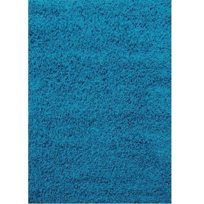 Tapis DECO turquoise 200 x 290 cm pour 141€