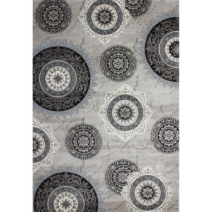 Tapis 70% Polyester et 30% Acrylique - 120x170 pour 76€