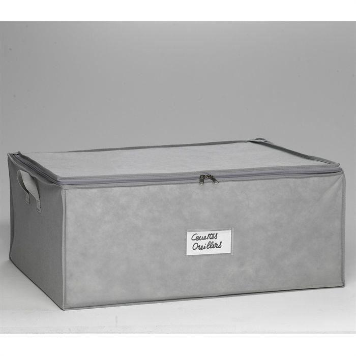 Housse de rangement compress pack 210L, 50x65x27 c pour 13€