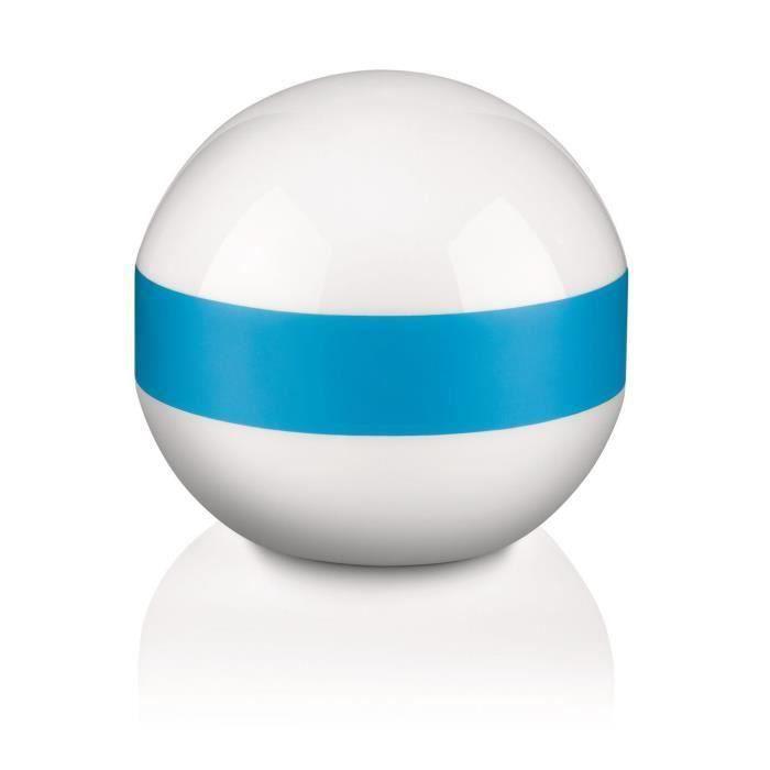 Lampe de table ESK bleue 1x25W pour 28€