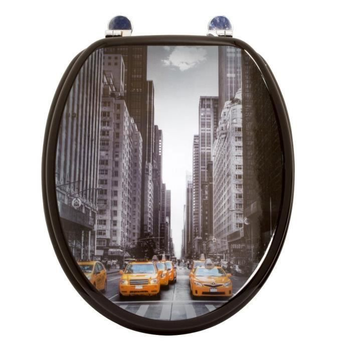 Abattant WC NEW YORK pour 22€
