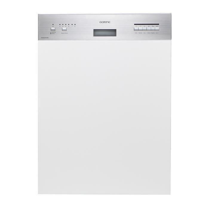 Lave-vaisselle encastrable LVE1245S pour 235€