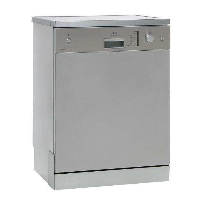 EDISON LVS1249A Lave vaisselle pour 204€