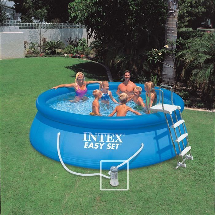 Kit Piscine 'Easy set' Ø3,66m x H91 cm pour 95€