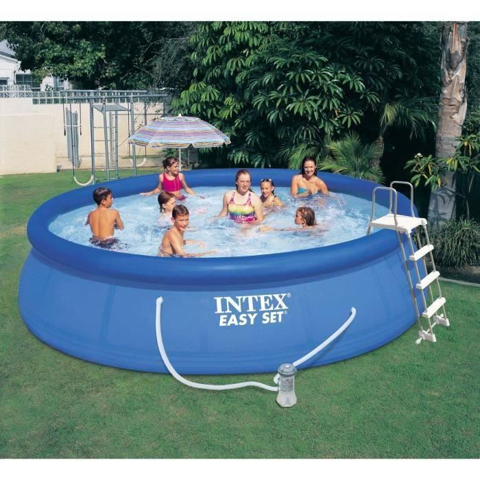 Piscine Easy Set Intex 4.57 x 1.07m pour 248€