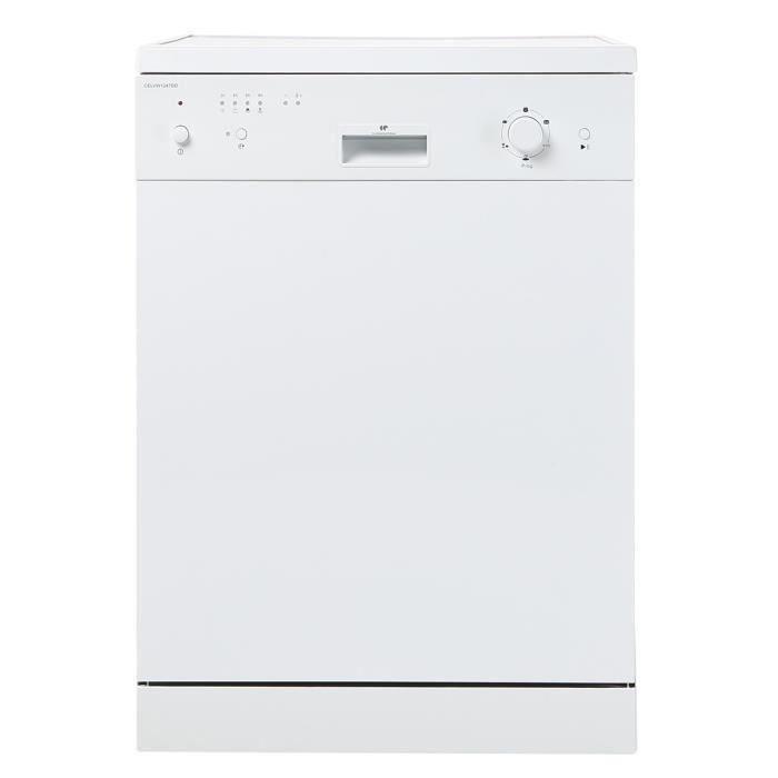 Continental Edison Lave-vaisselle LVW1247DD pour 204€