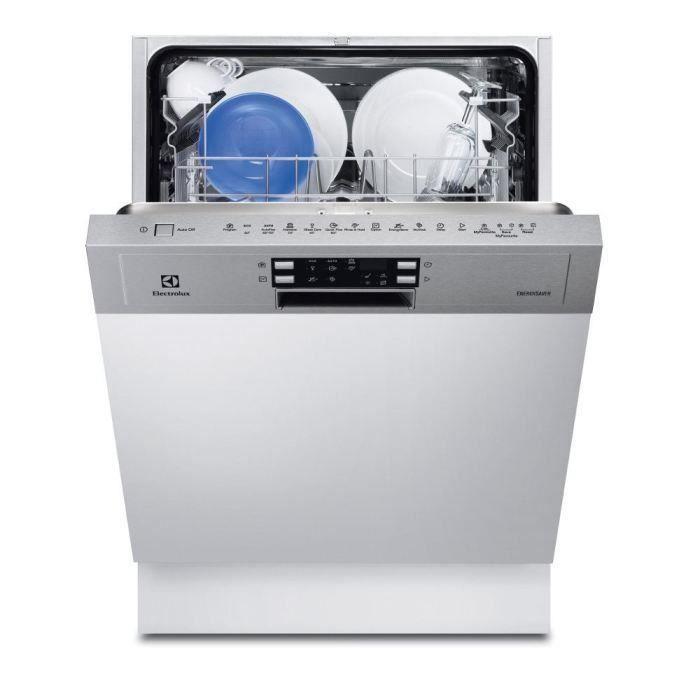 Lave-vaisselle encastrable ESI6500LOX pour 282€