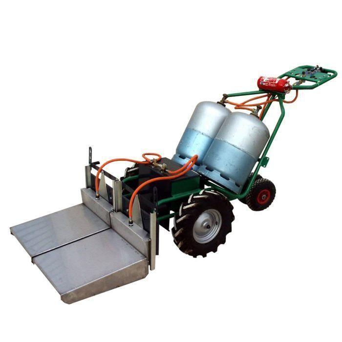 Machine de désherbage thermique Charotherm 800 pour 3115€