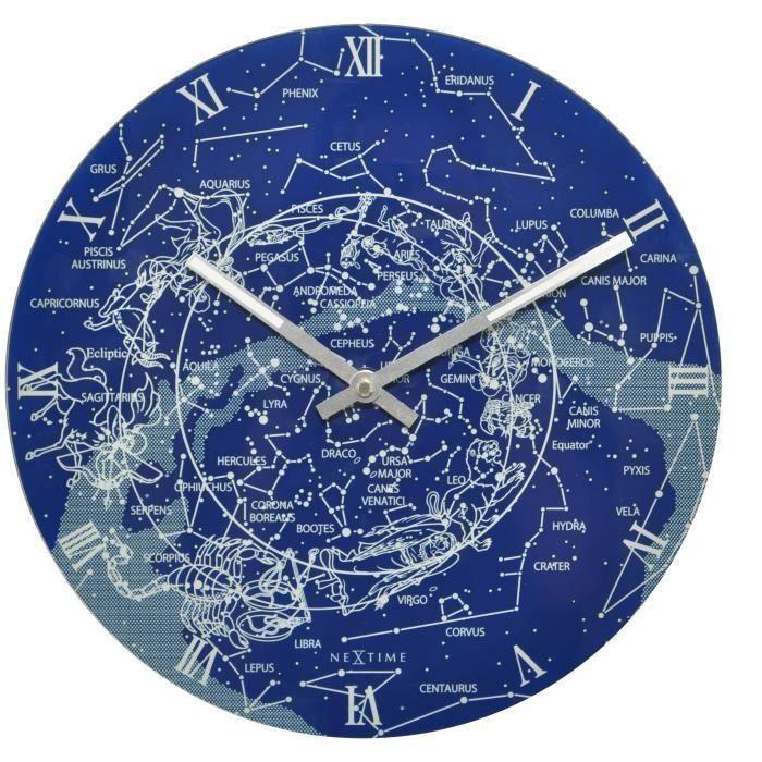 L'horloge magique 2 aspects - Jour et nuit pour 38€