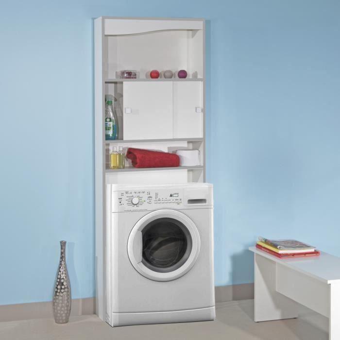 Rangement WC - machine a laver pour 48€