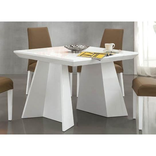 Table console v for Table console pliable 2 6 couverts