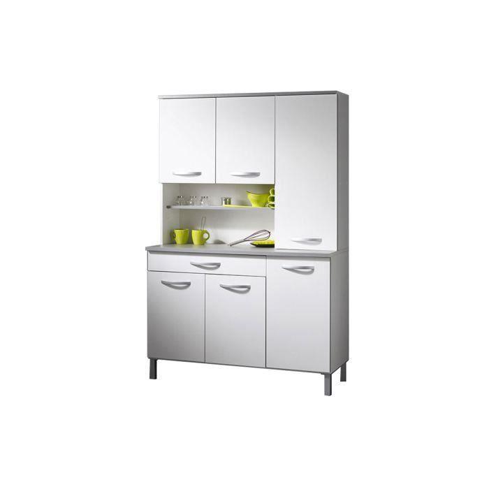 buffet salle a manger blanc maison design. Black Bedroom Furniture Sets. Home Design Ideas