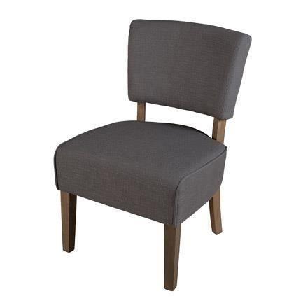 Type de produit chaise style contemporain mati re tissu bois couleur s gris poids for Chaise tissu couleur