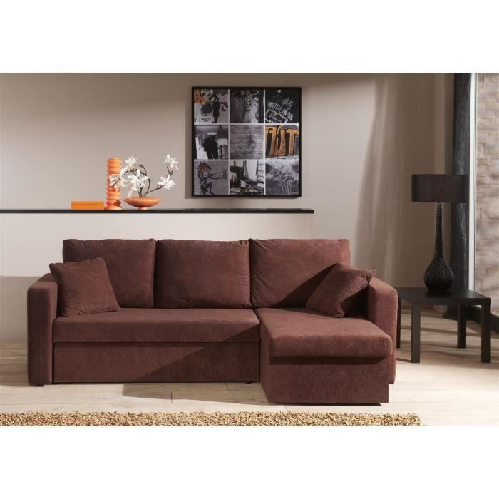 santiago canap convertible lit angle r versible 4. Black Bedroom Furniture Sets. Home Design Ideas