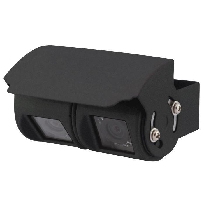 INOVTECH Caméra de Recul Filaire Double Optique