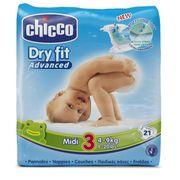 COUCHE CHICCO Couches Dry Fit Advanced  T3 Midi x 21