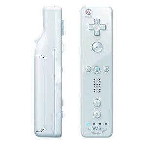 MANETTE CONSOLE Télécommande Wii - Wii U Plus Blanche