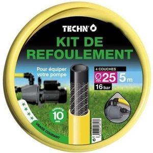 """COLLECTEUR EAU - CUVE  Kit de refoulement """"REFOULFLEX"""""""