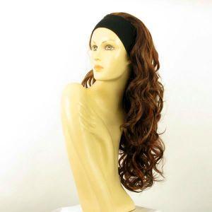 perruque femme bandeau longue bouclée  KAMELYA 33H