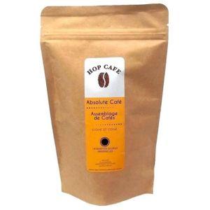 CAFÉ - CHICORÉE Absolute café corsé - 18 dosettes souples