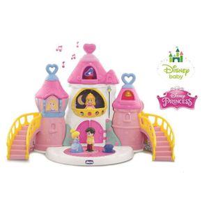 MAISON POUPÉE CHICCO Château Magique des Princesses Disney