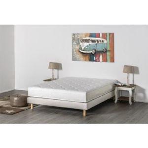 ensemble matelas sommier 160x200 achat vente ensemble matelas sommier 160x200 pas cher. Black Bedroom Furniture Sets. Home Design Ideas