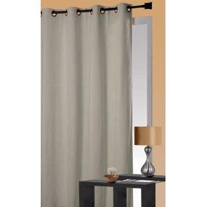 rideau anti bruit achat vente rideau anti bruit pas. Black Bedroom Furniture Sets. Home Design Ideas