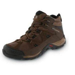 CHAUSSURES DE RANDONNÉE SALOMON Chaussures de Randonnée Hillpass Mid Gore