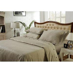 housse couette vintage achat vente housse couette. Black Bedroom Furniture Sets. Home Design Ideas