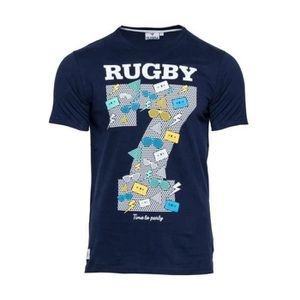 T-SHIRT RUGBY DIVISION T-shirt Party Homme