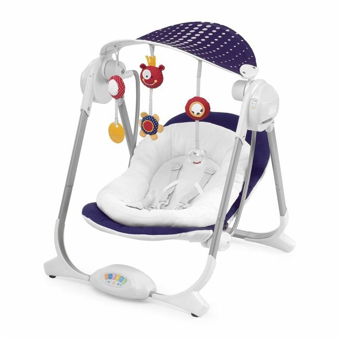 chicco balancelle polly swing purple rain achat vente transat balancelle 8059147054959. Black Bedroom Furniture Sets. Home Design Ideas