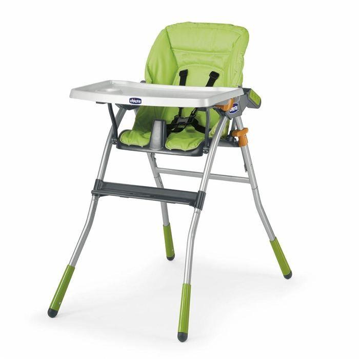 Chicco chaise haute jazzy 6m et vert vert achat for Chaise haute chicco