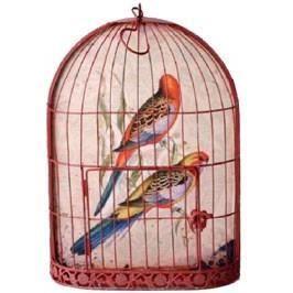 d cor mural en m tal oiseau 48 x 33 cm achat vente tableau toile cdiscount. Black Bedroom Furniture Sets. Home Design Ideas