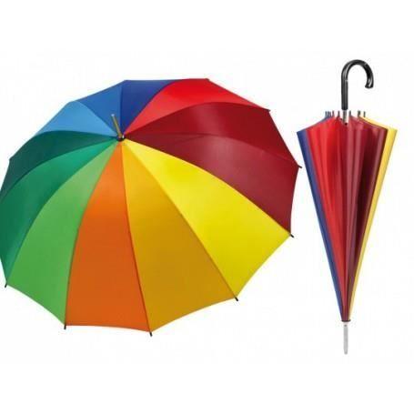 parapluie golf parapluie g ant rainbow achat vente parapluie 8015831121000 cdiscount. Black Bedroom Furniture Sets. Home Design Ideas