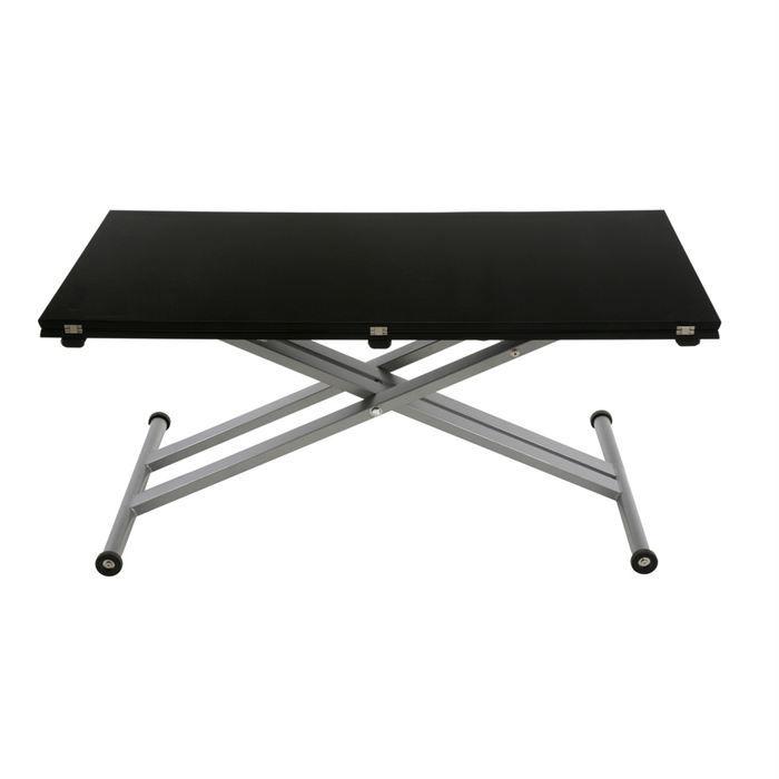 table relevable extensible electrique