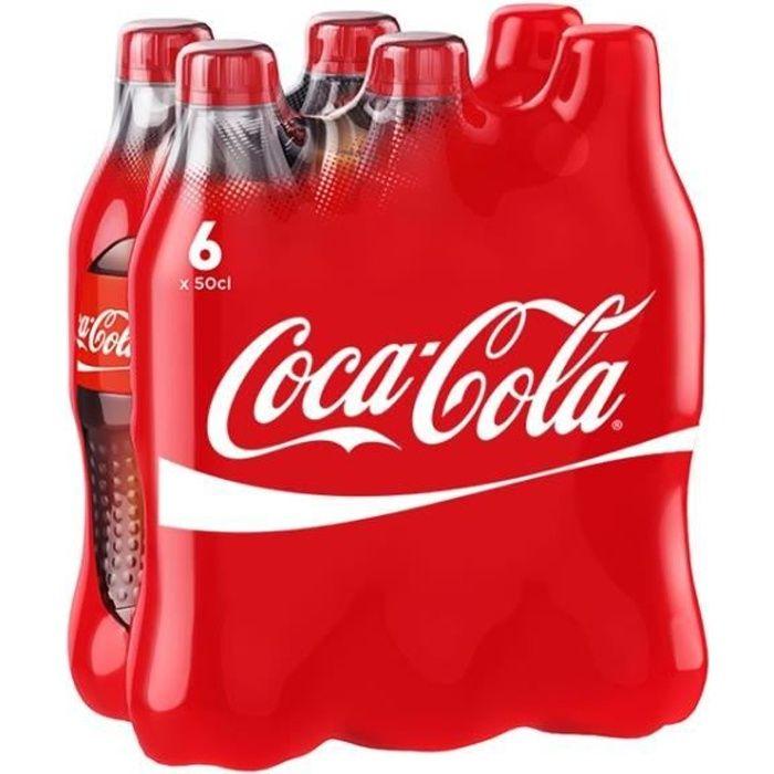 Coca cola 6x500ml achat vente soda th glac coca - Meuble coca cola ...