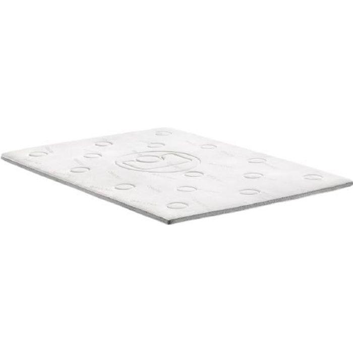 Bultex surmatelas 160x200 cm achat vente sur matelas soldes cdiscount - Surmatelas memoire de forme 160x200 ...