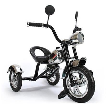 tricycle chopper pour enfants avec r servoir et gare boues chrom s prix pas cher cdiscount. Black Bedroom Furniture Sets. Home Design Ideas