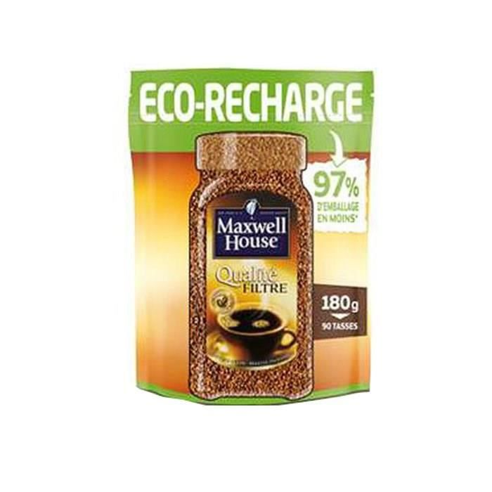 Recharge Caf Ef Bf Bd Soluble Carte Noire