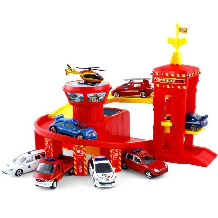 garage jouet. Black Bedroom Furniture Sets. Home Design Ideas