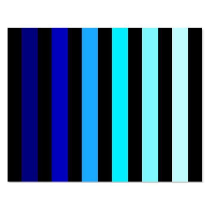 drap de plage double rayures noires et bleues 1 achat vente drap de plage double rayure. Black Bedroom Furniture Sets. Home Design Ideas