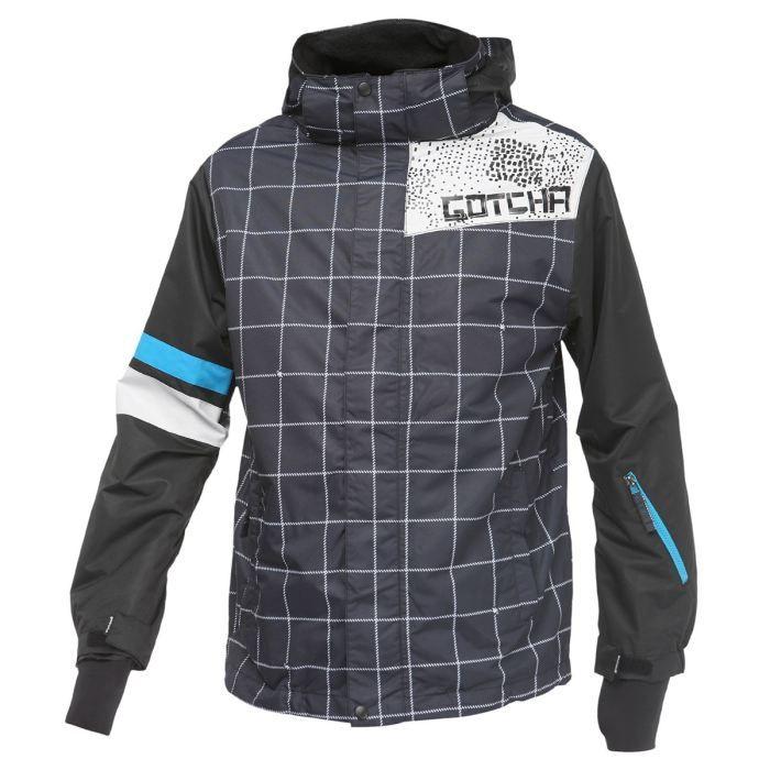 gotcha veste de ski homme achat vente blouson manteau gotcha veste de ski homme cdiscount. Black Bedroom Furniture Sets. Home Design Ideas