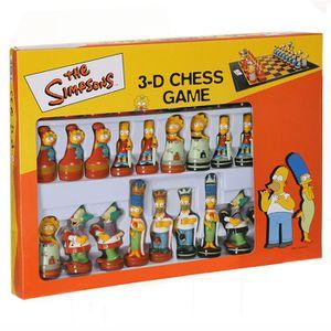 Jeux d 39 chec simpsons achat vente jeu soci t - Jeux info simpson ...