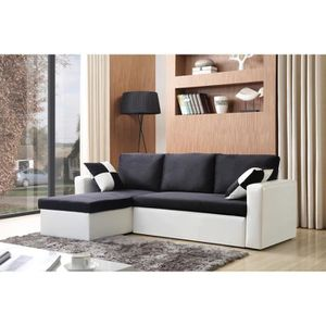 Canape d angle meridienne achat vente canape d angle for Canape d angle convertible moins de 300 euros